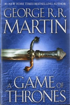 A Game of Thrones - G.R.R. Martin (1996)