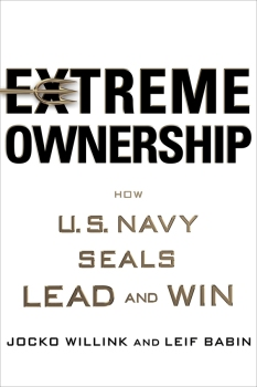 Extreme Ownership - Book Cover