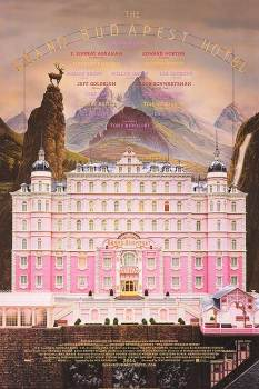 The Grant Budapest Hotel (2014)